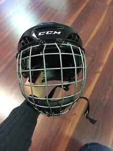 BAUER - kids Skating helmet with mask