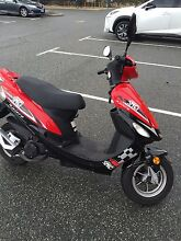 50 cc scooter Banksia Grove Wanneroo Area Preview