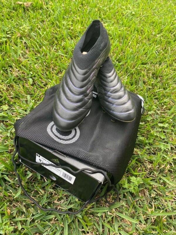 Adidas Copa 19+ FG Laceless Soccer Shoes, Men
