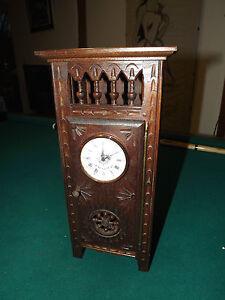 pendule bretonne meuble de poup e collection deco metier jouet ancien miniature. Black Bedroom Furniture Sets. Home Design Ideas