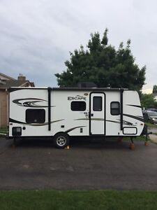 2016 KZ Spree Escape e196 BH