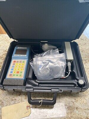 Panametrics Model 25dl Ultrasonic Thickness Gage