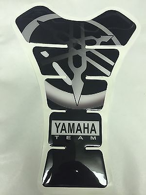 Tankpad Tankschutz Yamaha Schwarz  3D Look Für Alle Yamaha Modelle