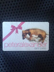 Peter Alexander gift card Victoria Point Redland Area Preview