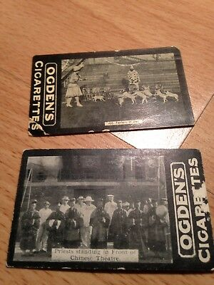 2 x Ogdens Rare Tab Cards (Priests & Toy Terriers) Joblot A for sale  Shipping to South Africa