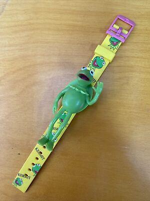 VINTAGE KERMIT THE FROG Watch 1993 cute Rare Design