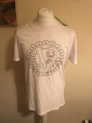 Versace T-Shirt Large - Authentic RRP £125