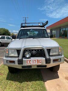 1998 Toyota Land Cruiser PRADO GXL (4x4) Winnellie Darwin City Preview