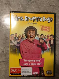 Mrs Browns Boys DVD season 1 sealed new
