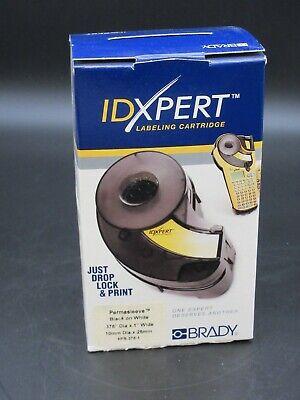 Brady Idxpert Labeling Cartridge Xps-375-1 New Lot Of 4