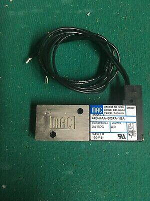 Mac Mini 24 Vdc Valve