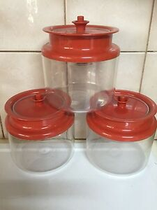 Tupperware containers Gunbower Campaspe Area Preview
