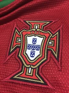 Home Portugal jersey