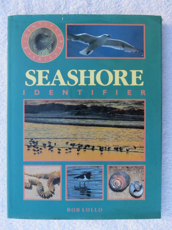 SEASHORE INDENTIFIER BOOK MARITIME NAUTICAL MARINE SAIL BOAT (#157)
