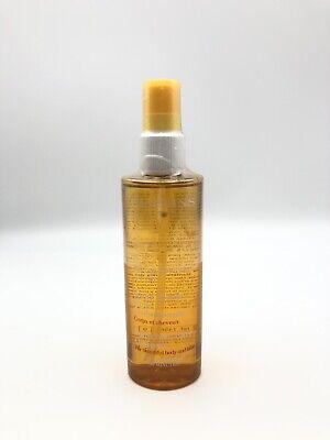 Clarins Sunscreen Care Oil Spray Lotion SPF 30 5 fl Oz/150 ml Water -