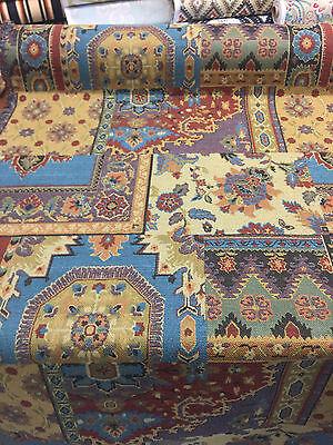 Robert Michael Isidora Caravan Geneva Heavy Upholstery Fabric By the yard