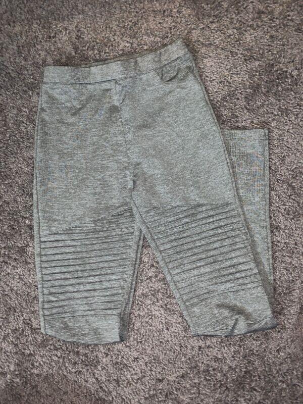 GB Girls Leggings Size Small Grey