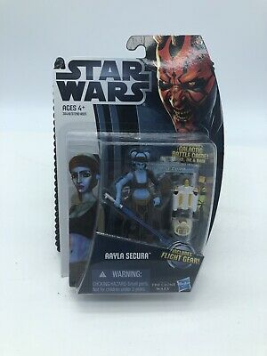 Hasbro Star Wars The Clone Wars Aayla Secura Action Figure