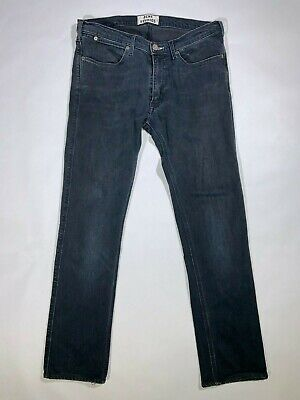 Acne Studios Max Man Ray Slim Tapered Denim Jeans Sz 33 (33x28)