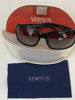 Versace VERSUS sunglasses MOD 6024 GB1/11 with original case pre-owned
