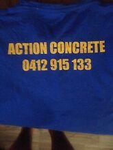 Concrete concreting Concretor Oakford Serpentine Area Preview
