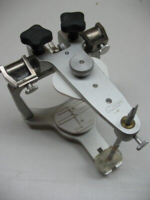 Whipmix 2240semi Adjustable Dental Articulator Good Used Condition