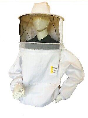 Beekeeper Jacket With Veil Beekeeping Jacket Bee Keeper Beekeeping Equipment