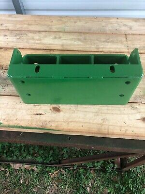 John Deere 950 Front Weight Bracket Ch12624 Used