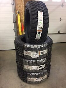 4 x new 37x13.50R-24 Toyo Open Country M/T