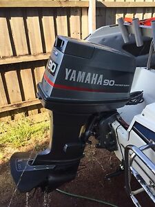 Yamaha 90hp Berwick Casey Area Preview