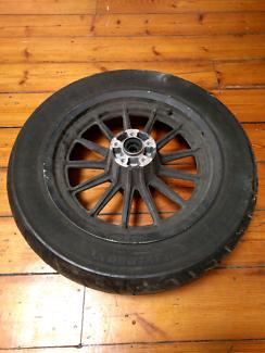 Harley Davidson wheel