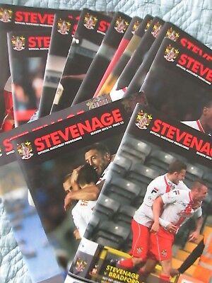 Stevenage v Leyton Orient - Division 1 - 2013/14