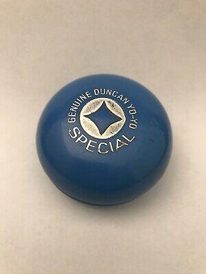 Vintage Blue Yo-Yo GENUINE DUNCAN SPECIAL