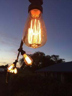 FESTOON LIGHTING HIRE