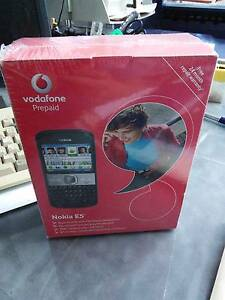 Unused (sealed package) Nokia E5 - Vodafone Prepaid Phone for $70 Stafford Brisbane North West Preview