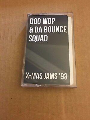 DJ DOO WOP X-Mas Jams 1993 CLASSIC BRONX NYC 90s Hip Hop Cassette Mixtape Tape ()