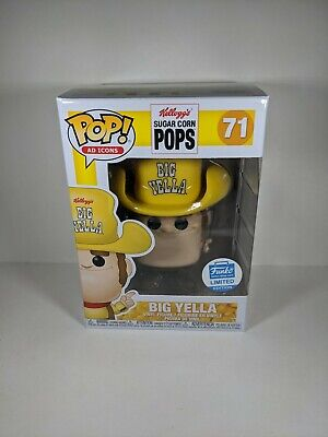 Ad Icons: Corn Pops - Big Yella #71 Funko Shop Exclusive Funko Pop! Vinyl