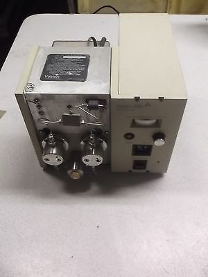 Millipore Waters Hplc Pump 510 Waters Liquid Fluid Solvent Delivery Control Sys