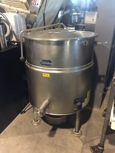 CLEVELAND 40G STEAM KETTLE