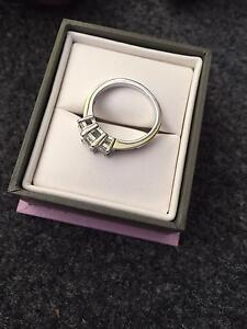 Michael Hill Princess Cut Engagement Ring Kingston Park Holdfast Bay Preview