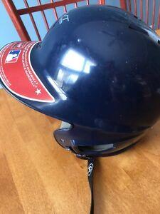 Youth batting helmet