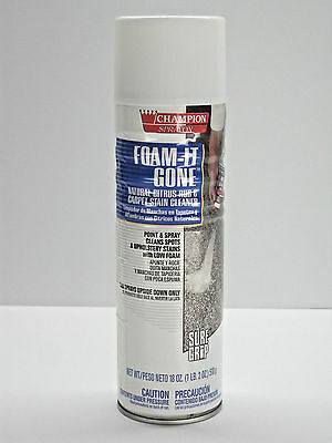 Champion Sprayon 18 Oz. Foam-it-gone Commercial Rug Carpet Stain Cleaner