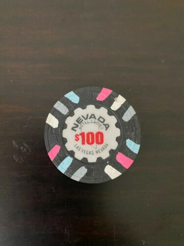 Nevada Hotel Casino $100 Las Vegas