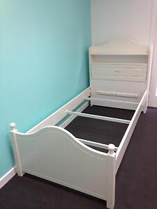 """Girls """"August"""" Bedroom Set - Bed with Bedhead Balgowlah Heights Manly Area Preview"""
