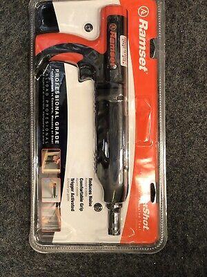 40088 Itw Ramset .22 Caliber Mastershot Powder Actuated Tool Silencing Handle
