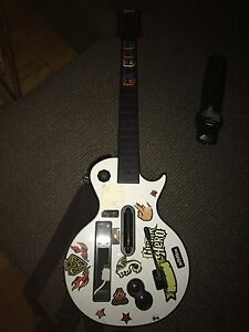 Guitar Hero IV Guitar for the Wii