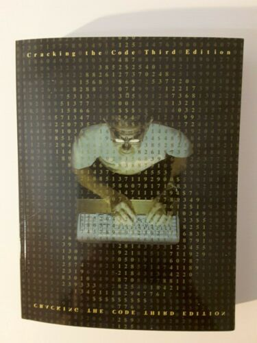 CRACKING THE CODE, 3RD EDITION-592 Page Edition