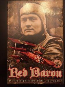 THE RED BARON COLLECTIBLE 12 INCH FIGURE MANFRED FREIHERR VON RICHTHOFEN