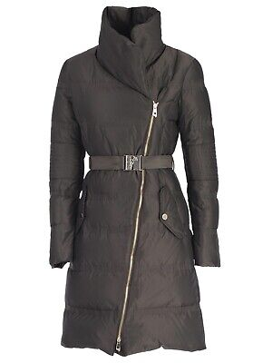 Versace Collection Women's Black Down Jacket