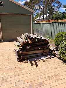 Free hardwood fence Glenmore Park Penrith Area Preview